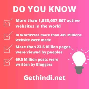 do you know fact of seo