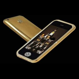 Supreme Gold Striker iPhone 3GB 32GB
