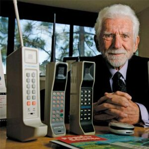 martin-cooper-cell-phone